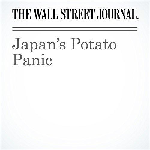 Japan's Potato Panic copertina