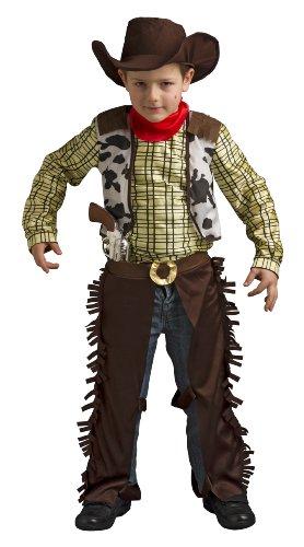 Caritan - 59733 - Déguisement - Billy the Kid avec Chapeau et Revolver en Housse Luxe - 8-10 ans
