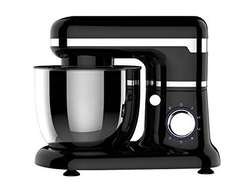 PURLINE Robot de Cocina amasador, batidor y Mezclador 1000 W