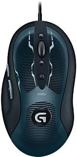 Logitech G400S - Ratón Gaming (USB, Óptico, Oficina, Cable, 133 g) [Importado de Alemania]