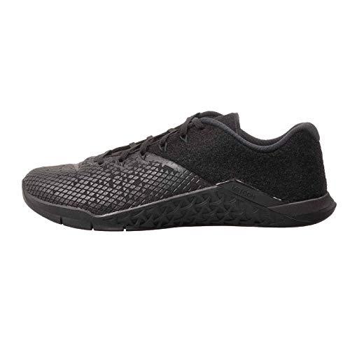 Nike Metcon 4 XD Patch, Zapatillas de Deporte para Hombre, Negro (Black/Black/Black 1), 44.5 EU