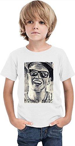 Jual-T Bruno Mars Boys T-shirt 12+ yrs