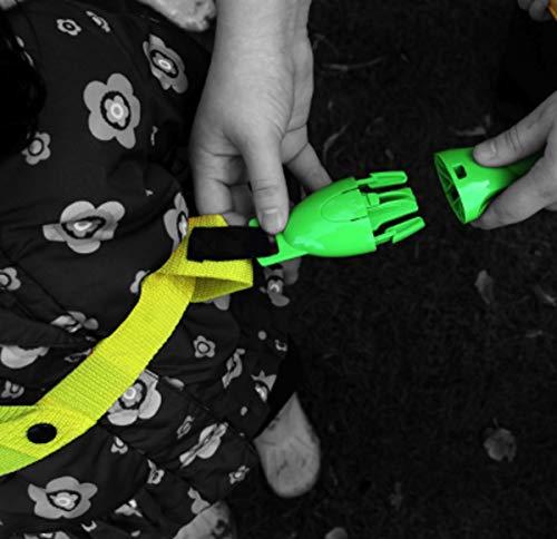walkodile Duo (2 niños) – Arnés de Seguridad para Dos niños ...