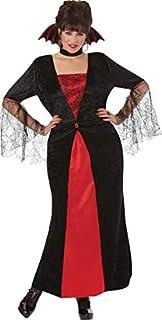 Countess Vampiretta Halloween Fancy Dress Ladies Vampire Womens Costume Outfit UK 18-20 (B00L14V6FM)   Amazon price tracker / tracking, Amazon price history charts, Amazon price watches, Amazon price drop alerts