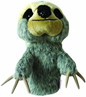 Oversized Sloth Head Cover Golf