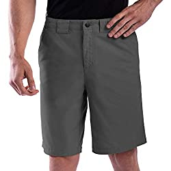 Hidden pockets shorts for men