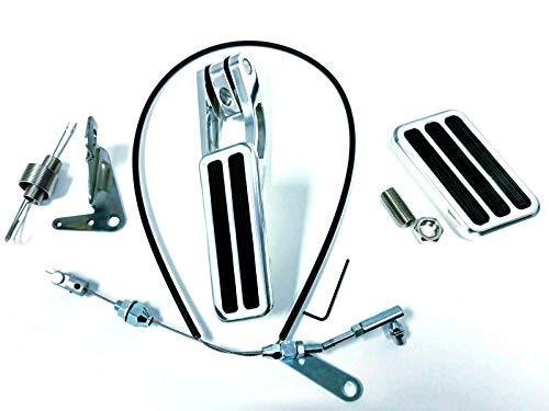 Billet Pedal Kit - 3