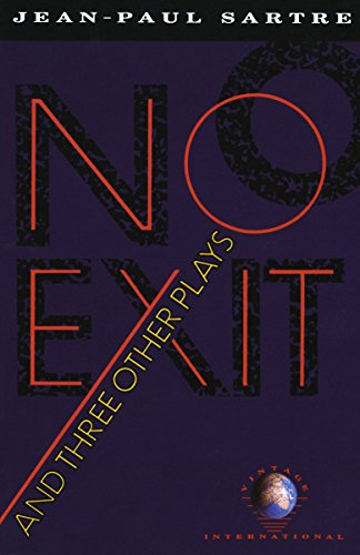 Sartre, J: No Exit and Three Other Plays (Vintage International)