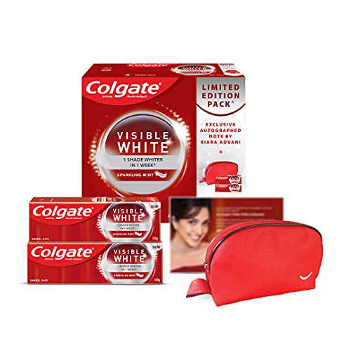 Top 5 Best Colgate Whitening Toothpaste Buying Guide
