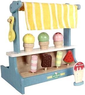 Classic world 木製 アイスクリームショップ lce-Cream Shop 37pcs