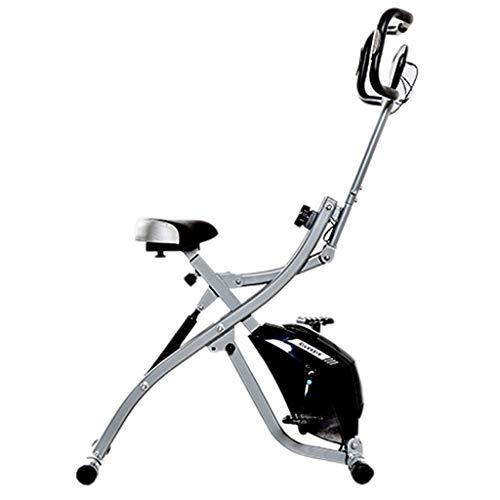 Bicicletas Estáticas Bicicletas De Ejercicio Plegable, Home Fitness Equipment Quiet Room Bicicletas Mujer El Ejercicio Pérdida De Peso Bicicletas De Ejercicio