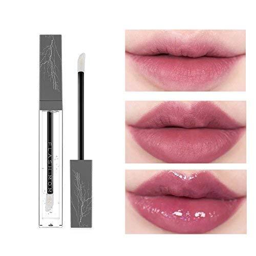 Lip Gloss Transparent Lipgloss Hoch Glänzende Lippenöl Klare Feuchtigkeitscreme Prettifying...
