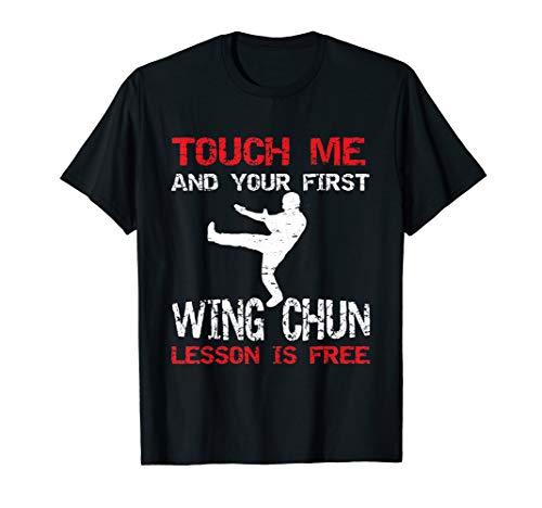 Lustiges Wing Chun T-Shirt Karate T-Shirt MMA Geschenk