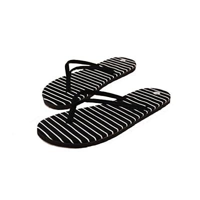 Tenworld Massage Slippers Summer Beach Women's Slim Flip Flop