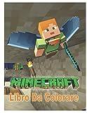 Minecraft libro de colorear: Libro especial para colorear para niños...