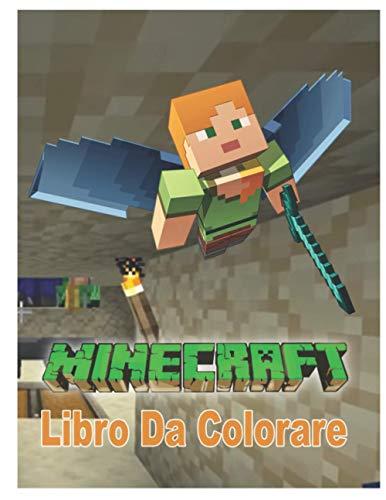 Minecraft libro de colorear: Libro especial para colorear para niños | 100 ilustraciones de alta calidad para niños y adultos | Impresionantes libros ... para adultos, niños fáciles y relajantes.