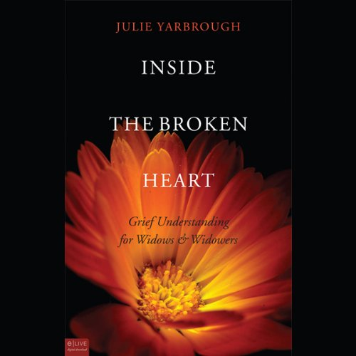 Inside the Broken Heart audiobook cover art