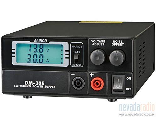 Alinco DM30E Fuente de alimentación conmutada 30 A MAX.