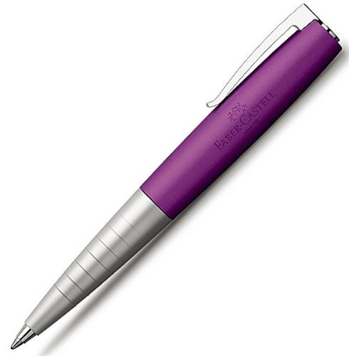 Faber-Castell Loom - Bolígrafo, color violeta