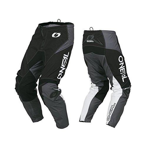 O'NEAL 010E-1 Trikot für Fahrrad- und Motocross-Montage 34 Schwarz