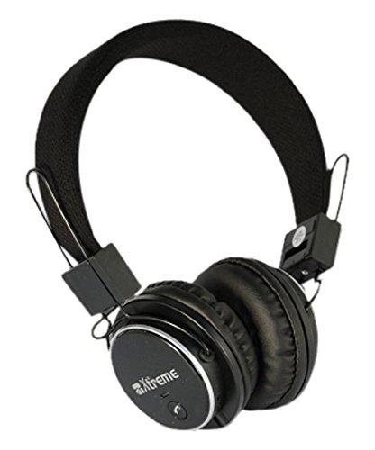 Xtreme 27830 Cuffie Bluetooth Perth C 163 Ripiegabili con Funzioni FM, Controllo Audio e Canali Separati, Lettore Scheda per File MP 3