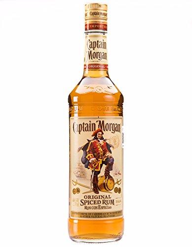 Ron Captain Morgan Spiced Original 750 Ml