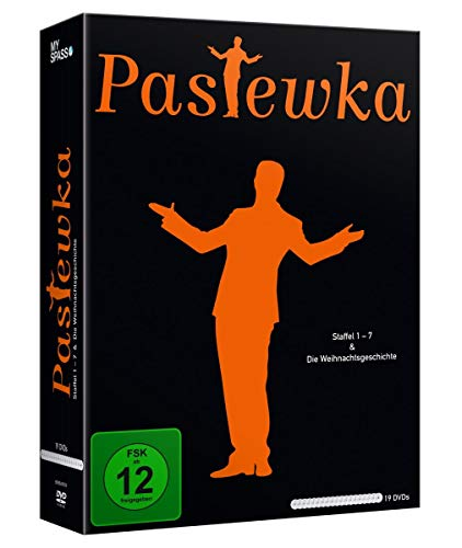 Pastewka-Box-Staffel 1-7 BASIC [19 DVDs]