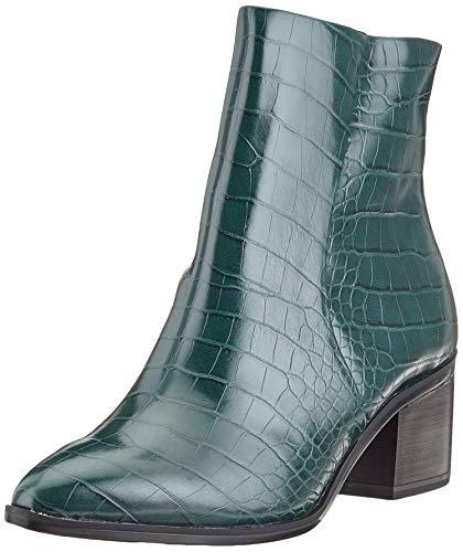Tamaris Damen 1-1-25049-25 Stiefelette, grün, 41 EU