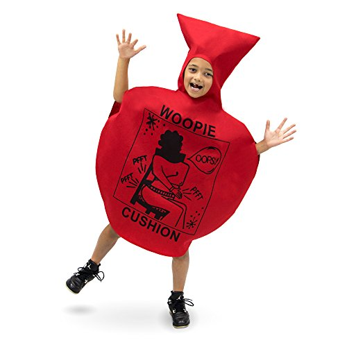 Woopie Cushion Children's Halloween Dress Up Theme Party Roleplay & Cosplay Costume (Youth Large (7-9))