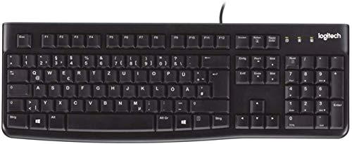 teclados y mouse logitech alambrico fabricante Logitech