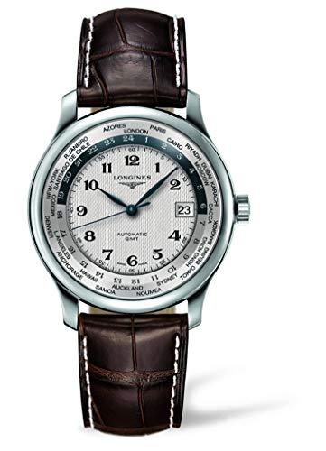 LONGINES Master GMT L2.631.4.70.3