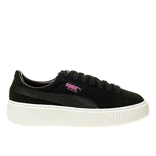 PUMA Unisex kinderen Suede Platform Jr 363663-01 Sneakers voor kinderen