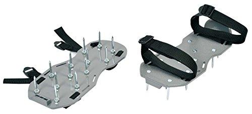 VERDEMAX 632950 VERDEMAX-632950-Scarpe arieggiprato-300mm, Grigio, Unica