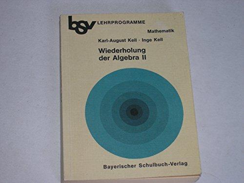 bsv Lernprogramme Mathematik / Wiederholung der Algebra II: Quadratwurzeln, Quadratische Gleichungen und Potenzgesetze