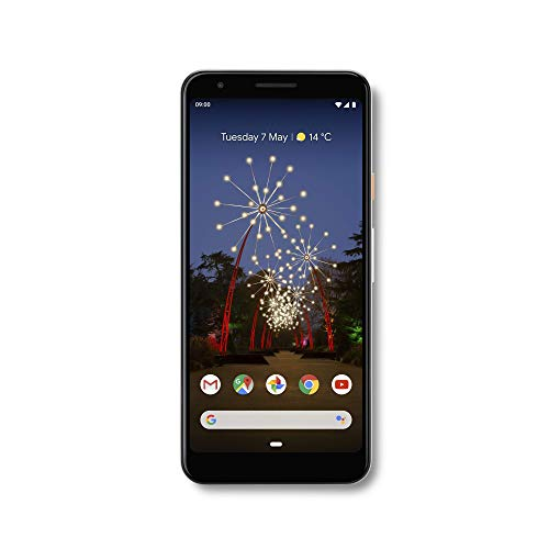 Google Pixel 3A Clearly White 64GB