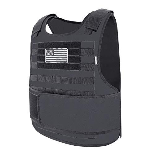 Snacam Tactical Airsoft Vest Molle Vest