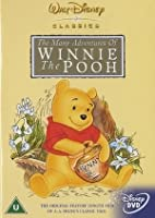 Winnie The Pooh - The Many Adventures Of Winnie The Pooh