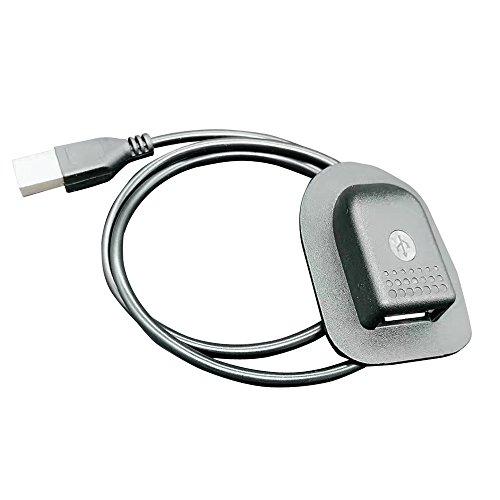 Externes USB-Ladekabel für Rucksack, Schwarz