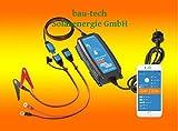 bau-tech Victron BlueSmart Batterieladegerät IP65 12/5 integriertes Bluetooth für alle Batterietypen 12V 5A