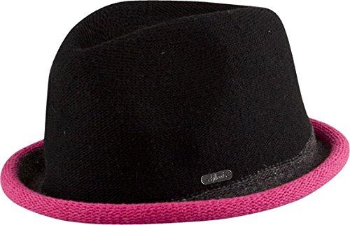 Chillouts Boston Chapeau Noir Taille L/XL