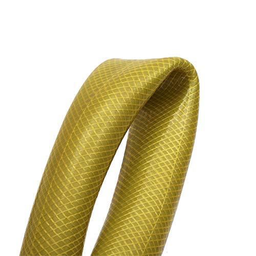Waterslang HAIYU- 1 Inch Tuinslang Flexibele PVC 3 Laag Structuur, 25mm x 30mm, Thuis Watering Slang voor Tuinieren en Irrigatie Vier Seizoen Universeel