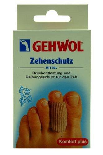 Gehwol 1026803 Zehenschutz mittel Polymer-Gel-Kissen