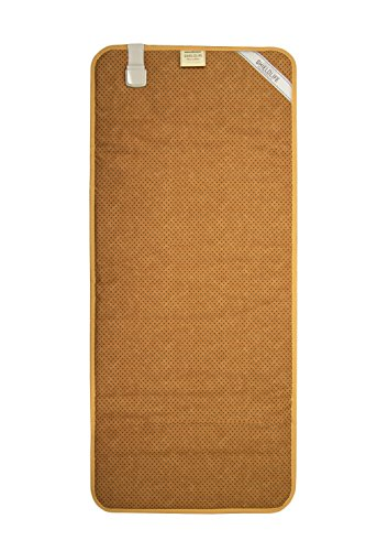 """Shield Life TheraMat Mini Far Infrared (FIR) Heaint Pad with Negative Ions and Heat and Electric Field Shielding Technology (63"""" x 28"""")"""