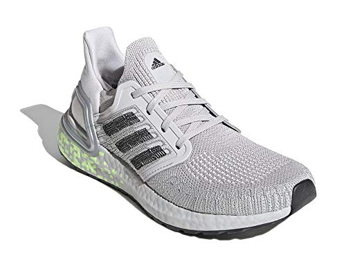 adidas Ultraboost 20 Zapatos para Correr Mujer Gris, 39 1/3