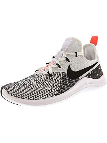 Nike Damen WMNS Free Tr 8-942888 Fitnessschuhe ,Weiß (Bianco/Nero/Total Crimson/Bianco 101), 40 EU
