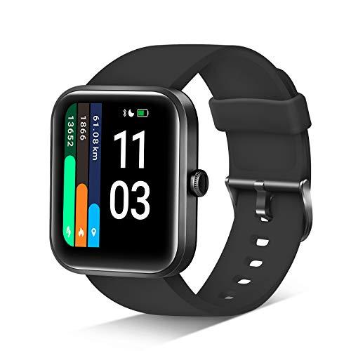 Smart Watch, Reloj Inteligente Monitor de Actividad, 1.69 Inch Touch Men/Women, Alexa,...