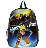 Zjcpow Bolsa de Naruto único Animado Bookbag Mochila Racksack Hombro del Bolso de Escuela xuwuhz