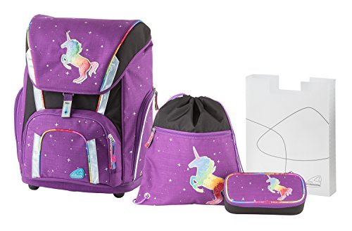 Schneiders 78318-074 Luggage- Kids' Luggage 41 cm Violett