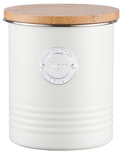 Typhoon Living Boîte à Sucre, Crème, 1 Litre