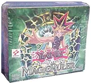 YuGiOh Magic Ruler (Spell Ruler) 1ST EDITION 24 Ct. Booster Box